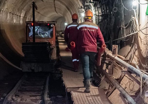 В течение 4-х лет в Москве будут открыты 25 станций метро